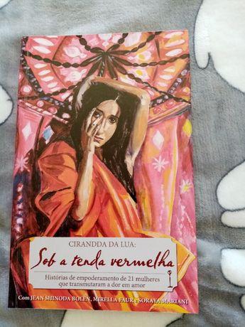 Sagrado Feminino: Cirandda da Lua - Sob a Tenda Vermelha
