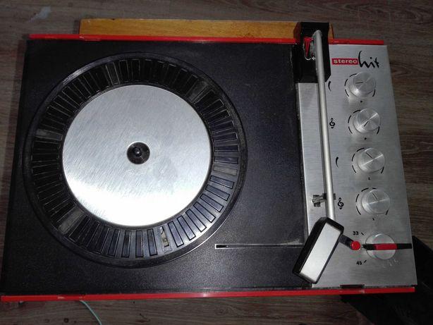 Gramofon stereo hit