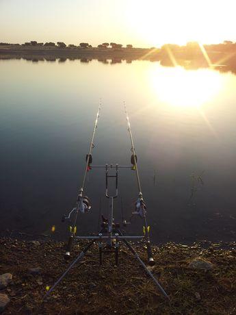 Material pesca carpfishing