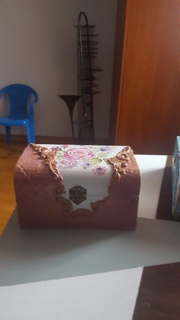 Piękne pudełko szkatułka