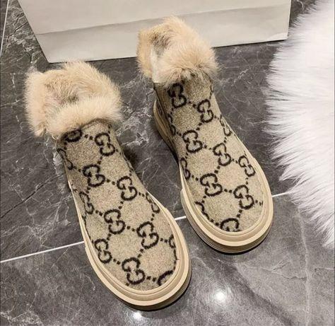 Ботинки гучи