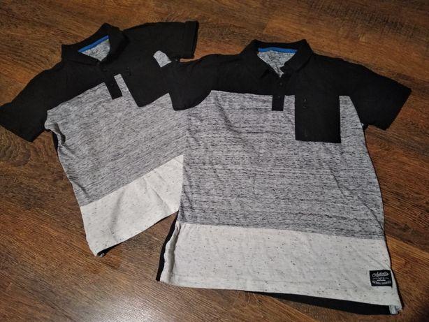 Koszulki polo. Bliźniaki bliźnięta