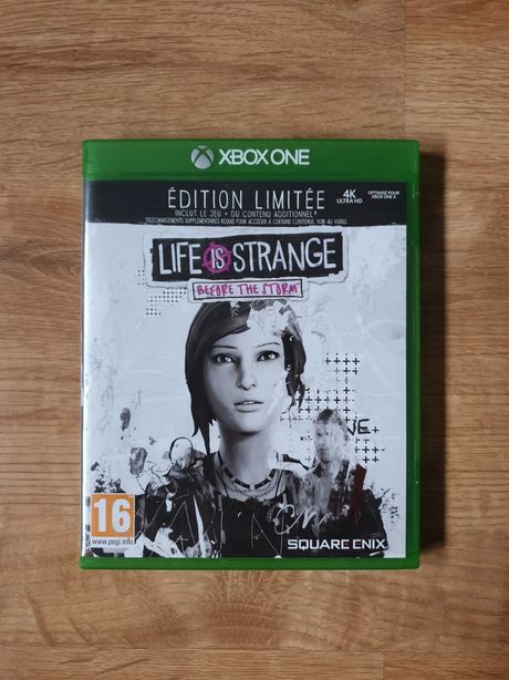 Life Is Strange Before The Storm XBOX ONE BDB