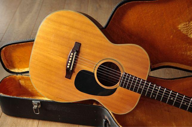 Gitara akustyczna YAMAKI F112 MIJ Japan (Martin OM size)