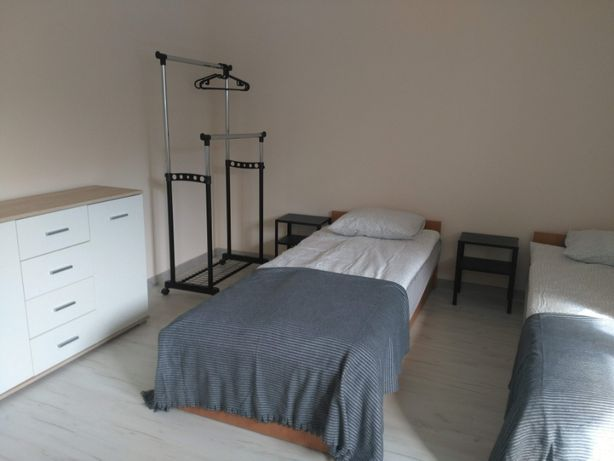 Pokoje, kwatery dla pracowników ul. Bałtowska