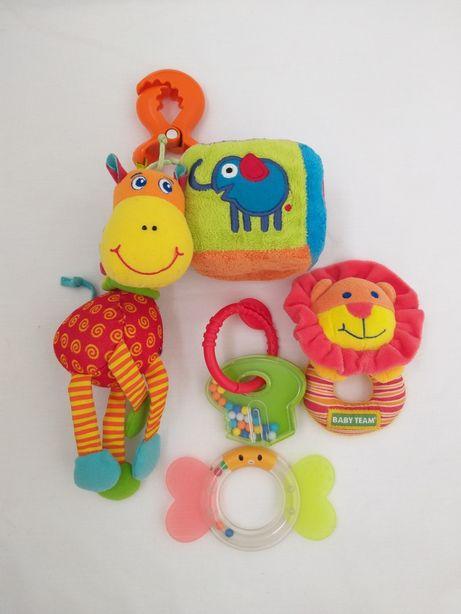 Игрушки погремушки подвеска Tiny love Baby team Canpol