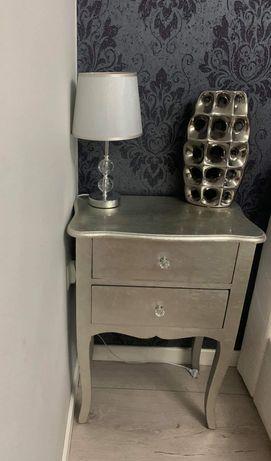 Komoda szafka stolik nocny glamour połysk
