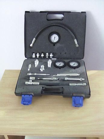 Diagnostyka ciśnienia w silnikach i ciśnienia oleju