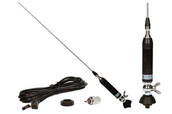 Antena CB Sirio Titanium 1000 + uchwyt gratis