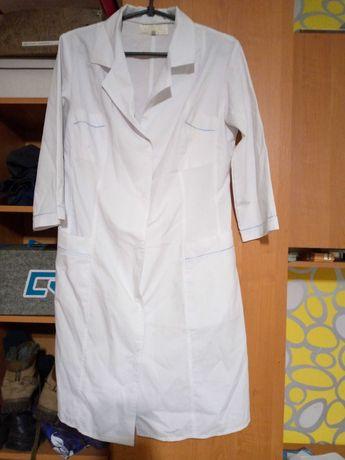 Продам белый халат