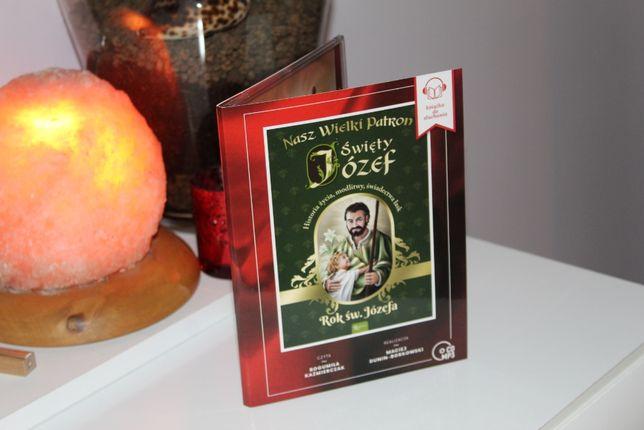 Audiobook Nasz wielki patron Święty Józef