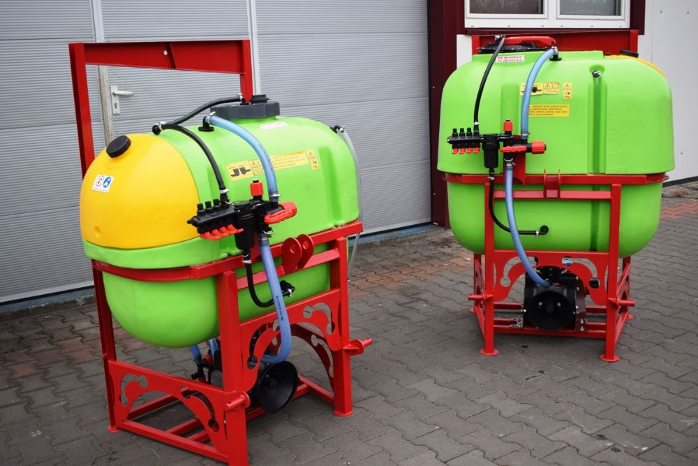 PROMOCJA -10% Opryskiwacz 400 litrów opryskiwacze lance 12m DEMAROL