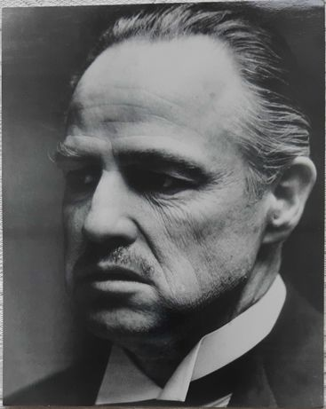 Poster Fotográfico Don Vito Corleone - O Padrinho