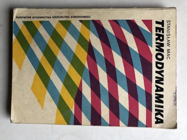 Termodynamika Stanisław Mac