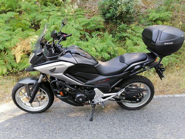 Honda nc 750 x impecável