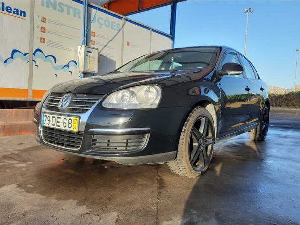 VW Golf 1.9 tdi GPS extras