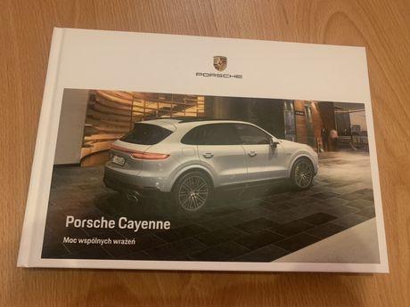 Prospekt Porsche Cayenne