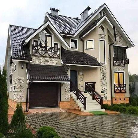 Строительство частных домов,Каркасные,итд под ключ