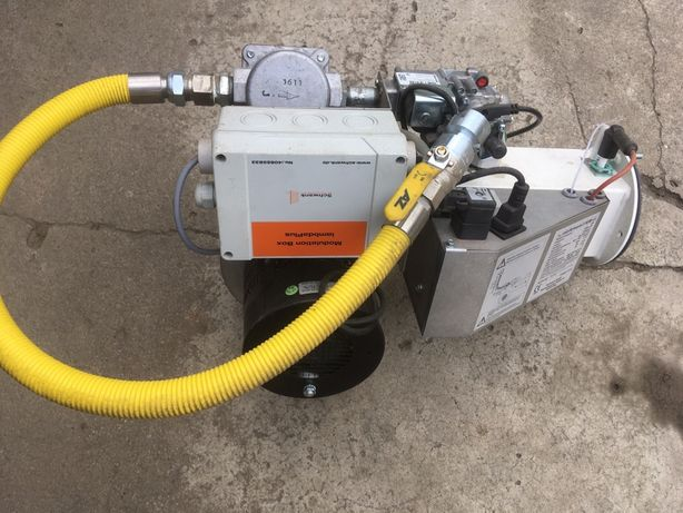 Nagrzewnica Promiennik gazowy calorschwank d 50/m+ ll