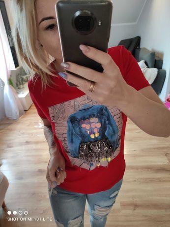 T-shirt rozmiar L