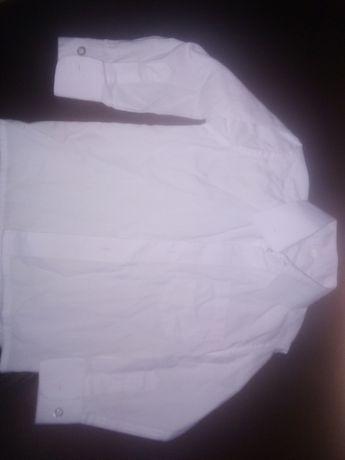 Костюм на мальчика белая рубашка, классические брюки