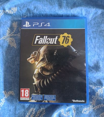 Gry overwatch i fallout 76 ps4