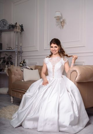 Сукня весільна , розмір Xs-S