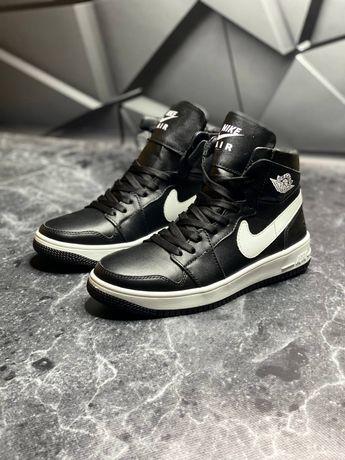 Зимние ботинки Nike Air Jordan