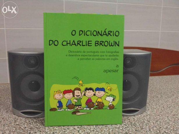 Dicionários Charlie Brown 16 livros.