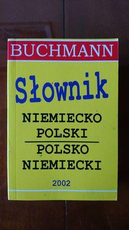 Buchmann, Słownik niemiecko-polski polsko-niemiecki