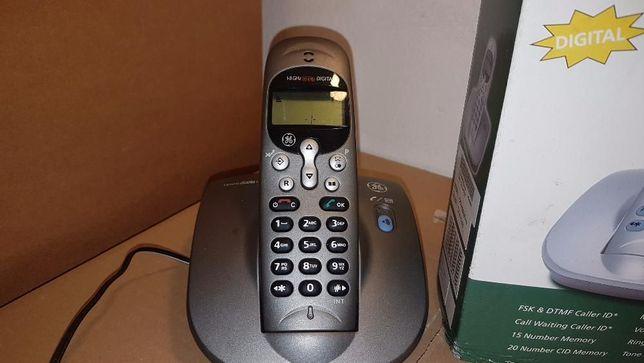 Telefon bezprzewodowy +baza