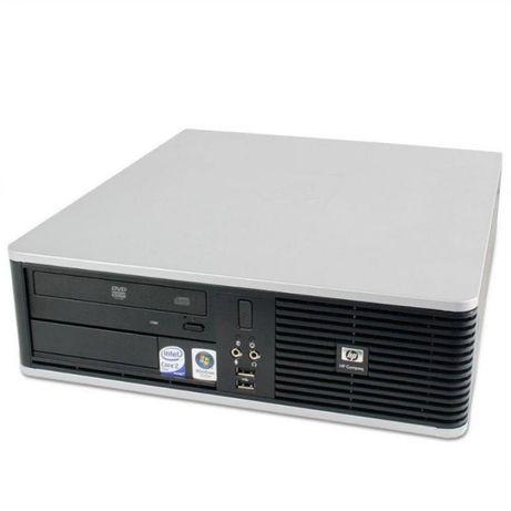 HP Compaq DC7800 Q6600 4 ядра/3,5 Gb Ram/160 Gb/HD 6450