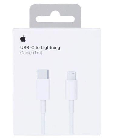NOWY ORYGINALNY Kabel L USB-C iPhone X XS XR 11 12Pro Max