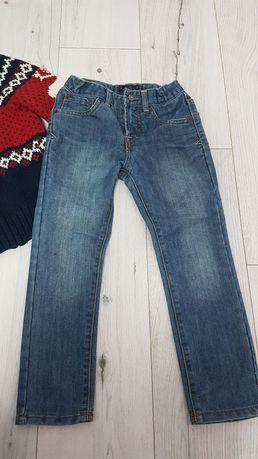 Фирменные джинсы для мальчика, в новом состоянии