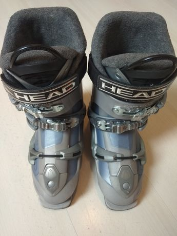 Buty narciarskie 39 Head E-Fit 5.9 Wkładka 25 cm But 289 mm