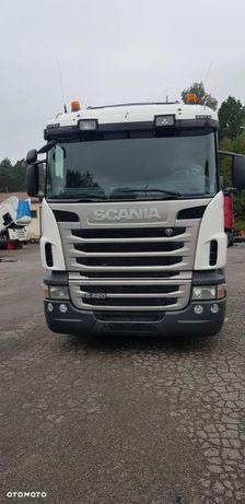 Scania G420  Scania G420 Hydraulika