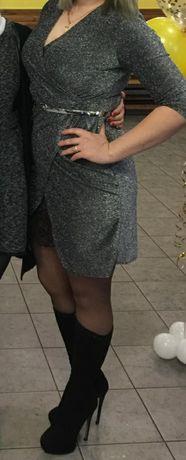 Шикарноє платье. Сапоги в подарок