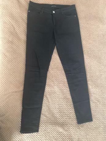 czarne jeansy Diverse
