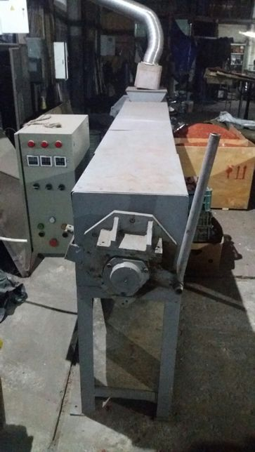 Агрегат плавильно-нагрівальний для полімерпіщаного виробництва