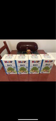 Mleko hipp po 12 msc zycia dziecka 4x800g