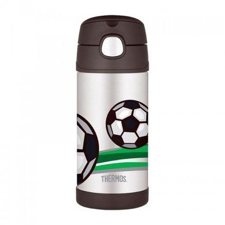 Термос детский Thermos Football 355мл 120010 для ребенка детей подарок