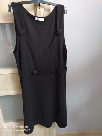 Sukienka czarna rozm. 134