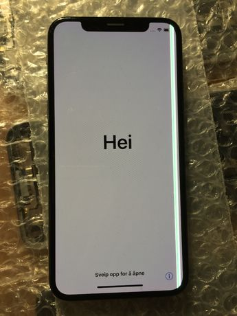 iPhone X , icloud , разборка