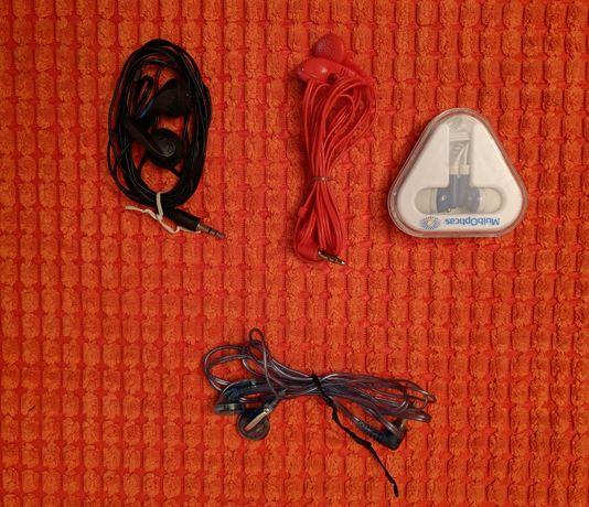 Auriculares, Auscultadores fones de música diversos baratos