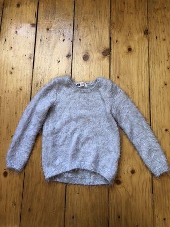 Трендовий свитер кофта теплий hm 2-4
