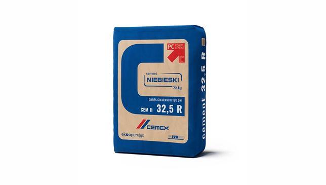 Cement niebieski Cemex II 32.5 workowany tona 465 zł
