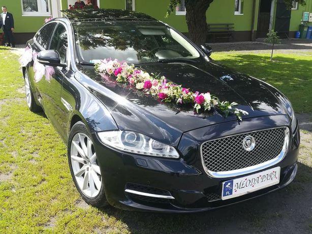 Auto do Ślubu. Jaguar Xj wersja Long