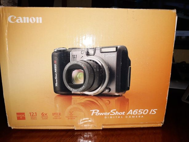 Canon povershot a 650is