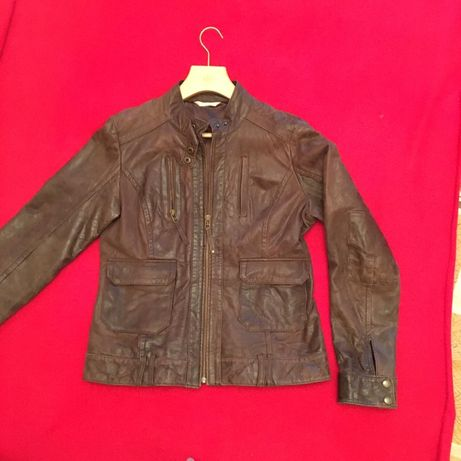 Продаю кожаные куртки NAF-NAF и Promod