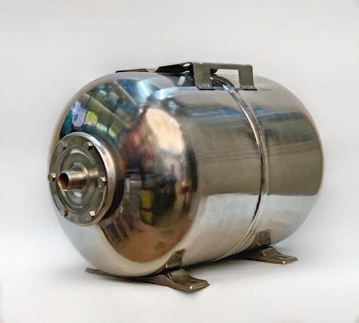 Гидроаккумулятор из нержавейки (бак) 24, 50, 80, 100 л